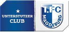 Unterstützer Club des 1. FC Magdeburg