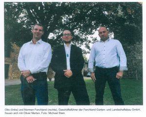 Oliver Merten auf Platz drei der Auszubildenden in Sachen-Anhalt