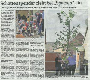 Schattenspender | Ferchland Garten- und Landschaftsbau GmbH
